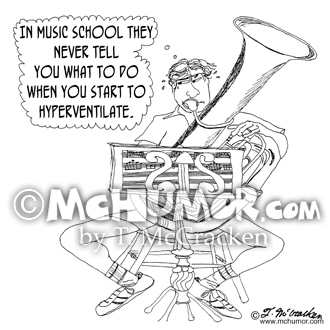 Tuba Cartoon 0030