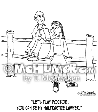 Medical Cartoon 0217