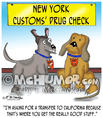Drug Cartoon 0363