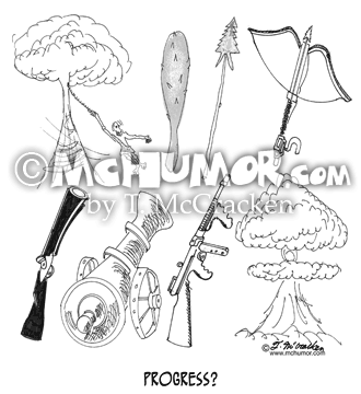 Weapons Cartoon 0720