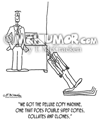 Cloning Cartoon 0941