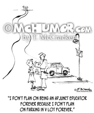 Parking Cartoon 1020