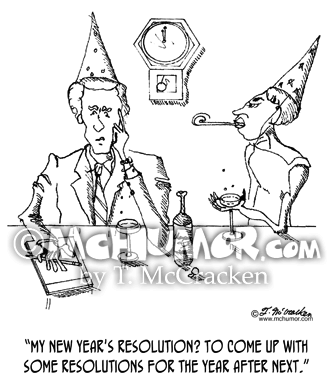 Resolution Cartoon 1174