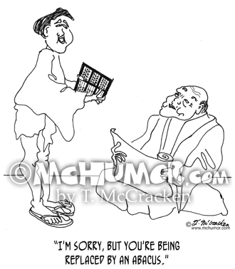 Abacus Cartoon 1186
