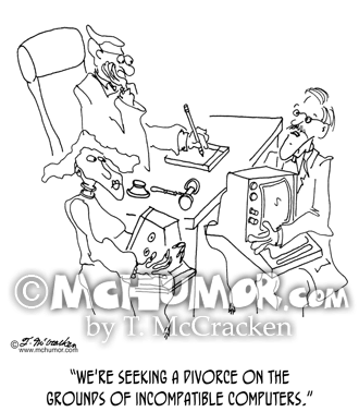Divorce Cartoon 1309