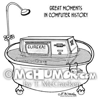 Computer Cartoon 1719