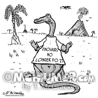 Dinosaur Cartoon 2042