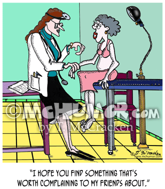 Doctor Cartoon 2061