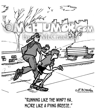 Running Cartoon 2110