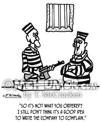 Prison Cartoon 2325