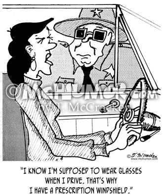 Glasses Cartoon 2526