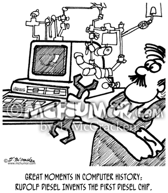 History Cartoon 2624