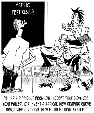 Teacher Cartoon 2697