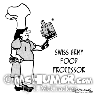 Cook Cartoon 2720