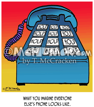 Phone Cartoon 2731