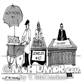 Business Cartoon 2970