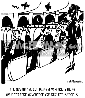 Vampire Cartoon 3073