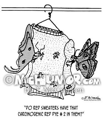 Moth Cartoon 3152