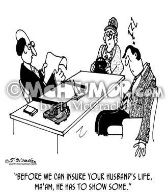 Insurance Cartoon 3324