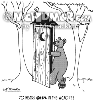 Bear Cartoon 3343