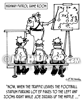 Football Cartoon 3520