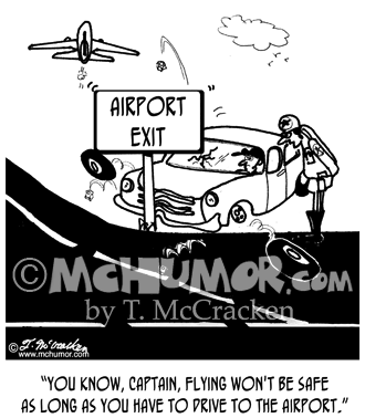 Pilot Cartoon 3681