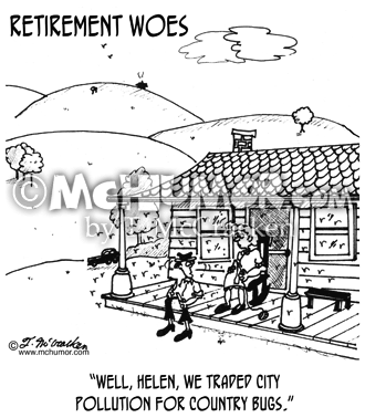 Retirement Cartoon 3777