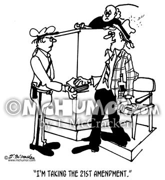 court reporter cartoon