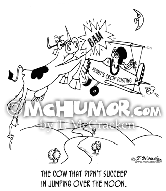 Crop Duster Cartoon 3926