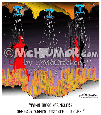 Plumbing Cartoon 4063