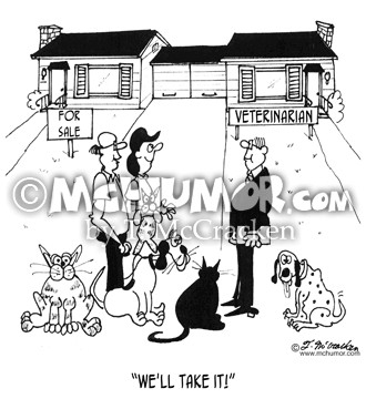 Veterinarian Cartoon 4149