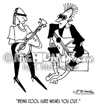 Music Cartoon 4318