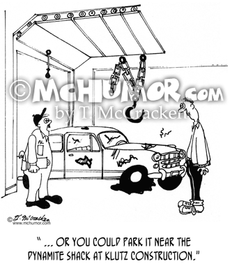 Auto Cartoon 4357