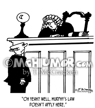 Judge Cartoon 4588