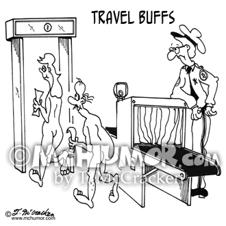 Travel Cartoon 5074
