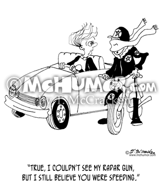 Patrolman Cartoon 5089