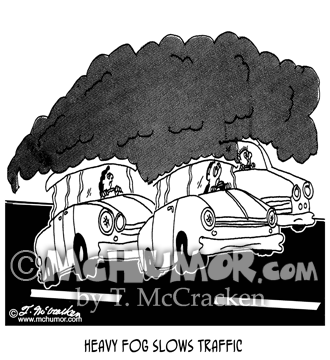 Traffic Cartoon 5117