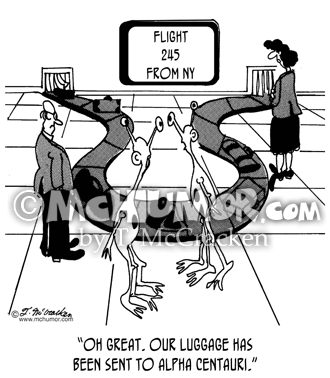 Luggage Cartoon 5136