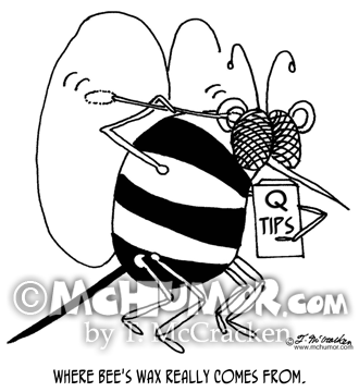 Bee Cartoon 5162