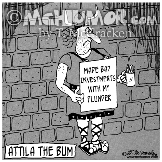Business Cartoon 5198