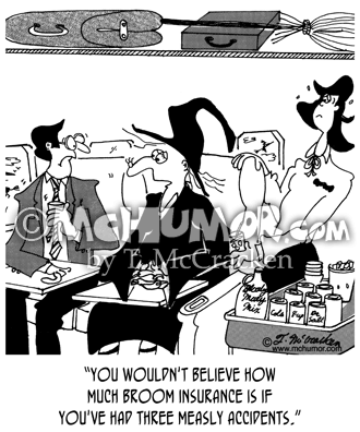 Insurance Cartoon 5221