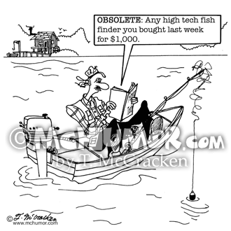 Fishing Cartoon 5263