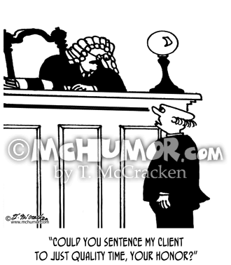 Lawyer Cartoon 5298