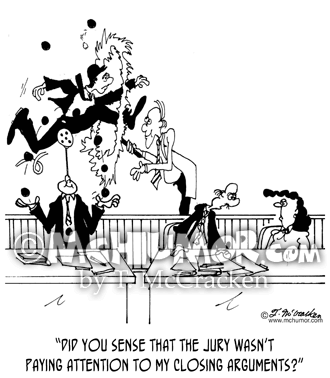Law Cartoon 5314