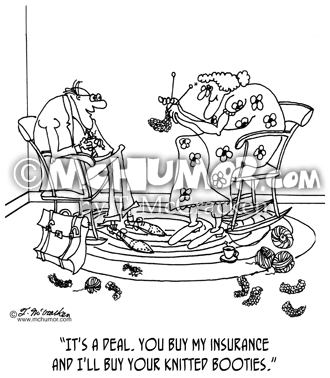 Insurance Cartoon 5332