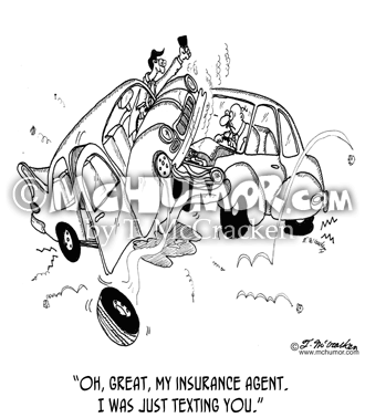 Accident Cartoon 5640