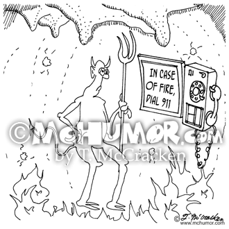 Fire Cartoon 5816