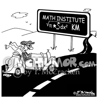 Math Cartoon 5860