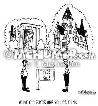 Real Estate Cartoon 5964
