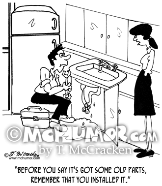 Plumber Cartoon 6084